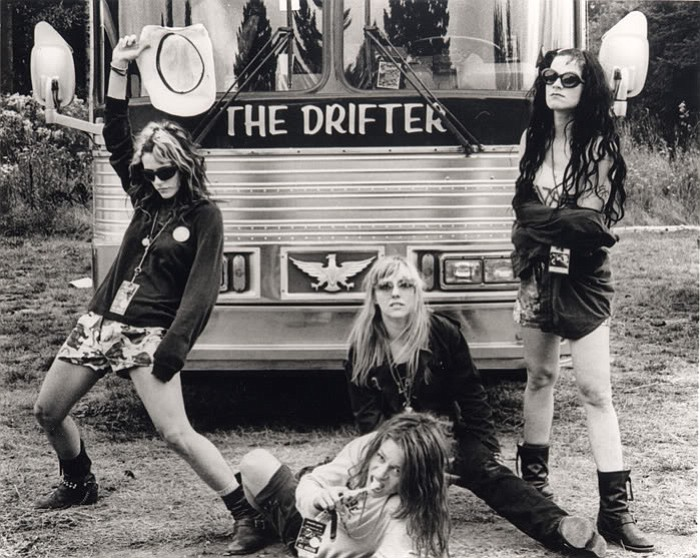 Check out our interview with L7 in this week's issue, and then catch their set behind the Observatory Saturday night.