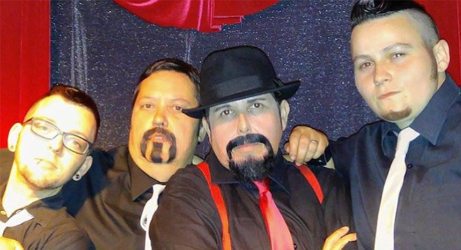 San Diego Kings Club is the oldest, continuously running drag-king show in Southern Cal.