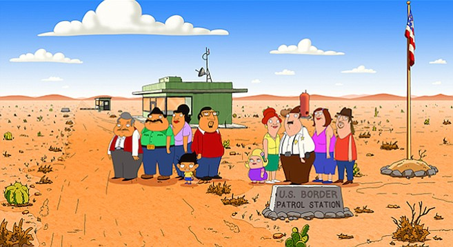 Characters in Bordertown