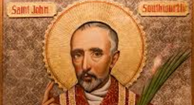 Saint John Southworth