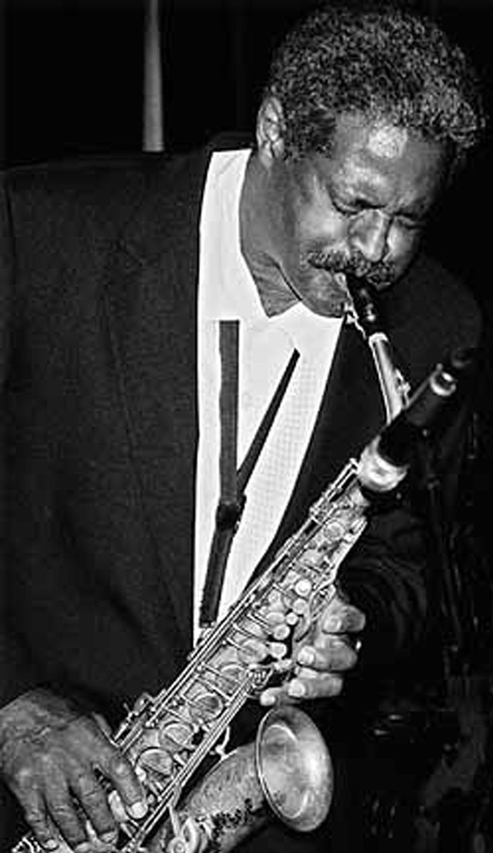Charles McPherson. He played with Mingus throughout the '60s and went on to record and tour with Billy Eckstein, Lionel Hampton, Art Farmer, and Wynton Marsalis.
