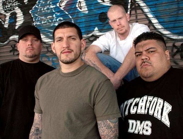 New York hardcore hits Madball bounce into Soda Bar on Tuesday.