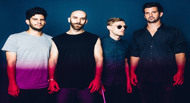 """Renegades"" isn't the only hit for New York indie rockers X Ambassadors."