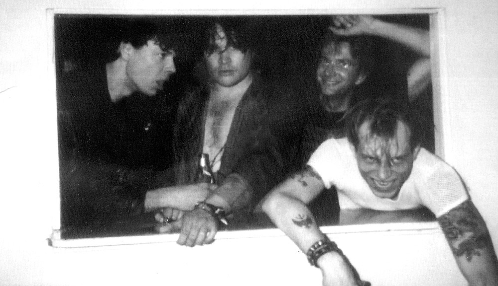 Battalion of Saints, 1985. Guitarist Chris Smith overdosed in a bathtub, Dave Astor committed suicide, another member died of drug-related problems, and a fourth died from AIDS.