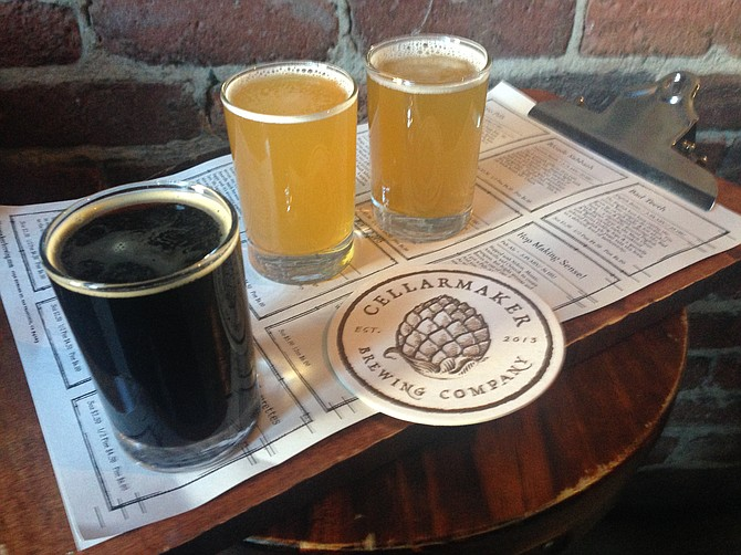 Cellarmaker Brewing is one of the Bay Area's rising craft beer companies.