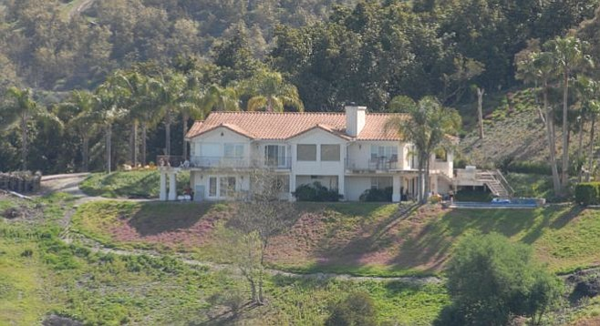 The Lucero family home in Valley Center has been sold.
