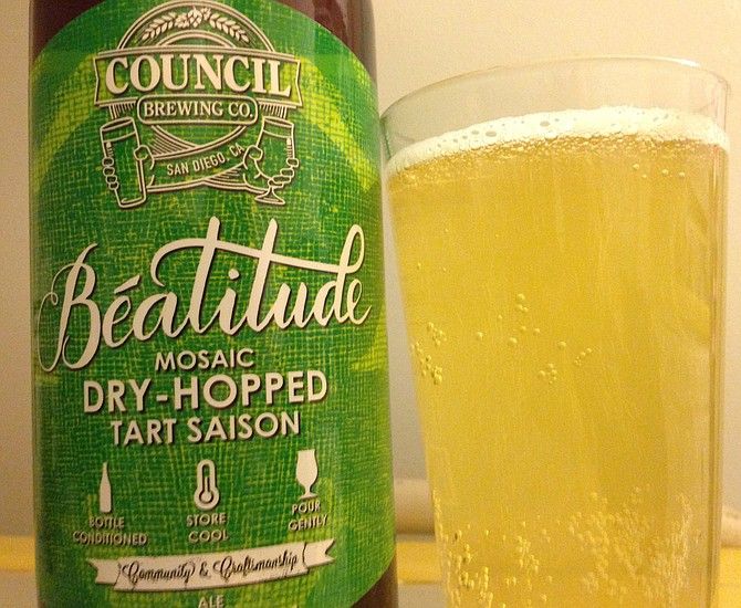 Bottle conditioned...store cool, pour gently