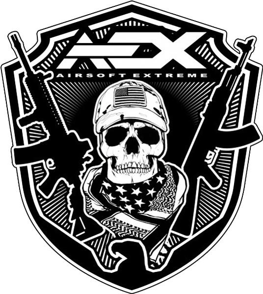 Photo Airsoft Extreme Logo San Diego Reader