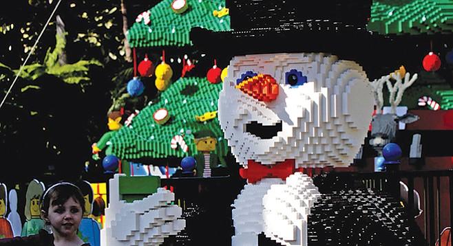 Legoland Holiday Snow Days