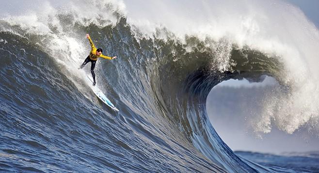 California Surf Museum's Going Big exhibit opened this week