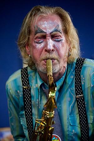 Space-rock pioneer Nik Turner lands at Til-Two Wednesday night!