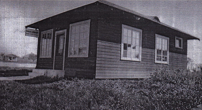Normal Heights branch library, c. 1926