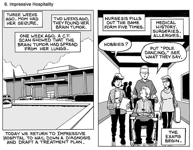 Impressive hospitality