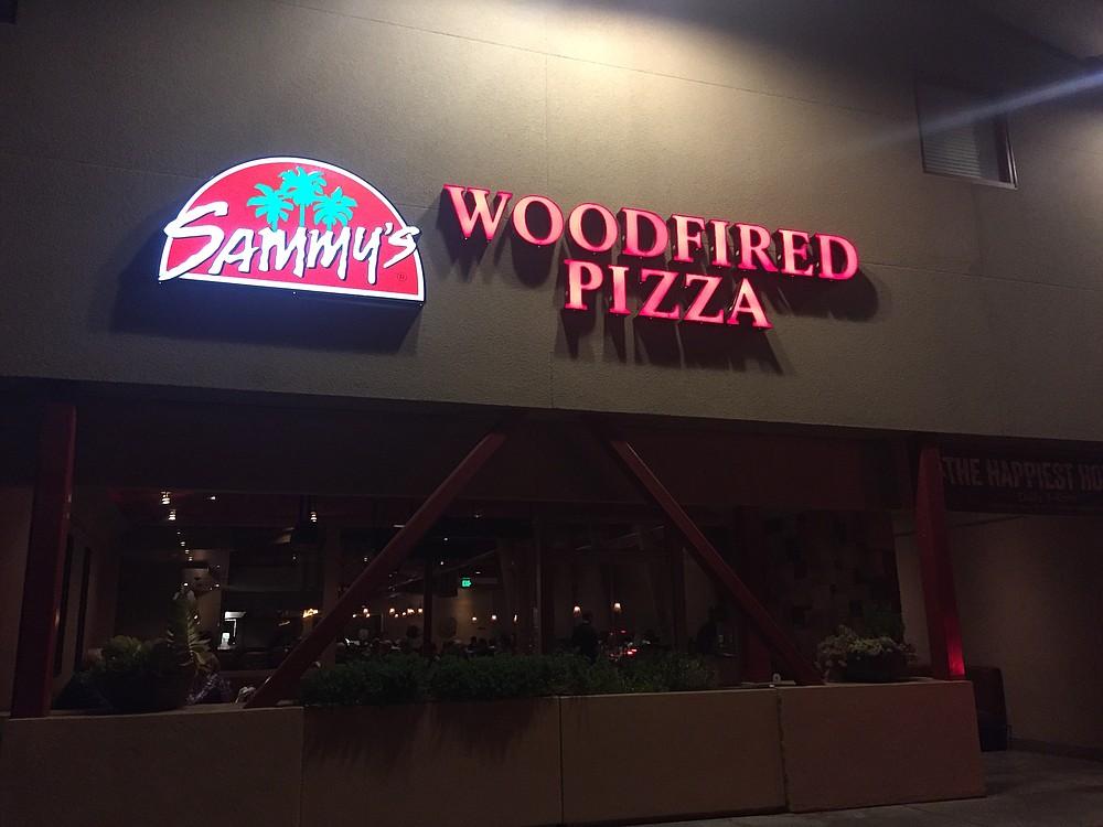 Sammy's Woodfired Pizza in La Mesa