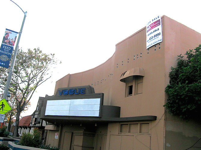 The Vogue Theater, 226 3rd Avenue