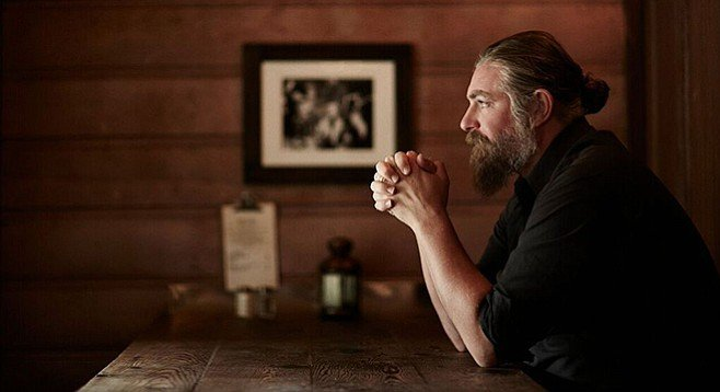 Americana artist Jake Smith, aka, White Buffalo, takes the stage at House of Blues Thursday night.