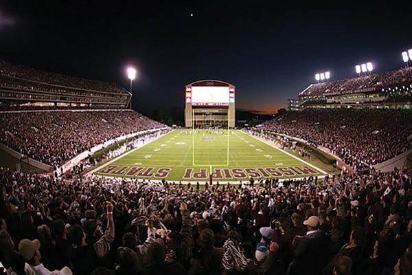 Mississippi State's Davis Wade Stadium