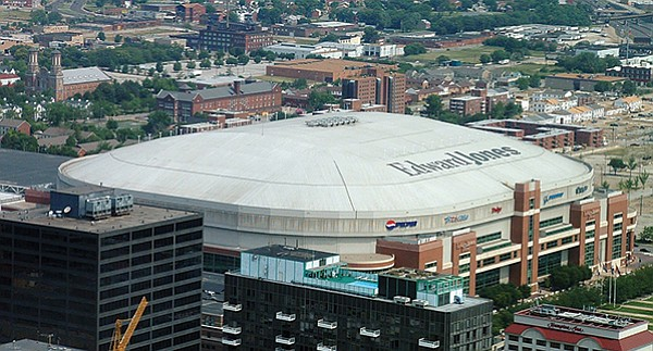 St. Louis, Missouri's Edward Jones Dome