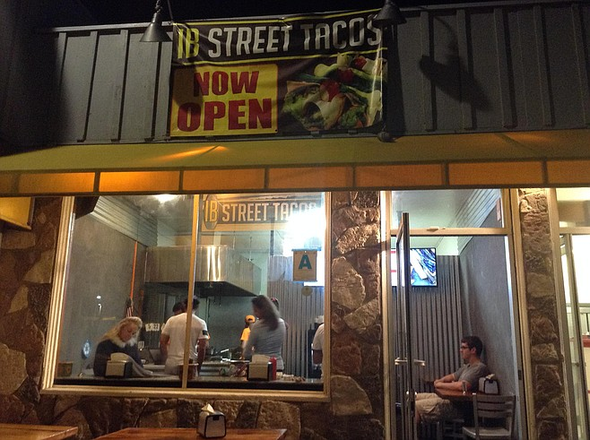 IB Street Tacos
