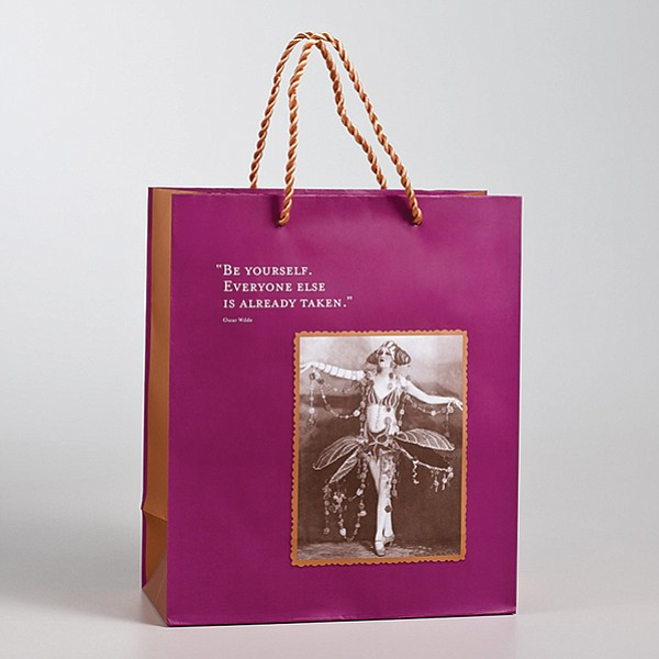 Cost Plus Gift Bag