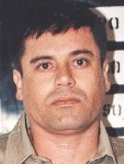 Joaquín Guzmán Loera, the drug kingpin known as El Chapo