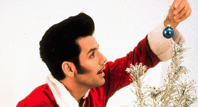El Vez will rock his Mexmas best at Casbah on Friday night!