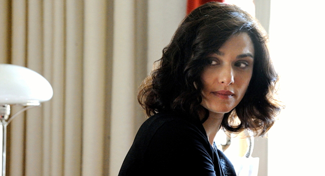 Rachel Weisz, not stuck with The Mummy