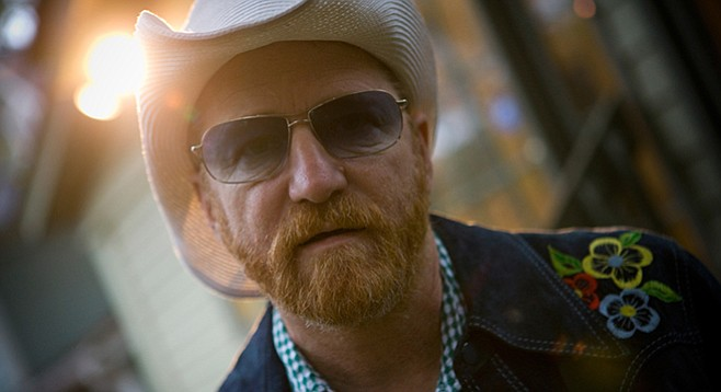 Cracker/Camper man David Lowery brings his end-of-year twofer to Belly Up on Sunday.