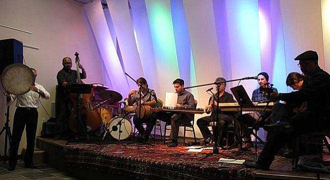 The Dornob Collective appears Saturday, December 26 at Tango Del Rey in Pacific Beach.