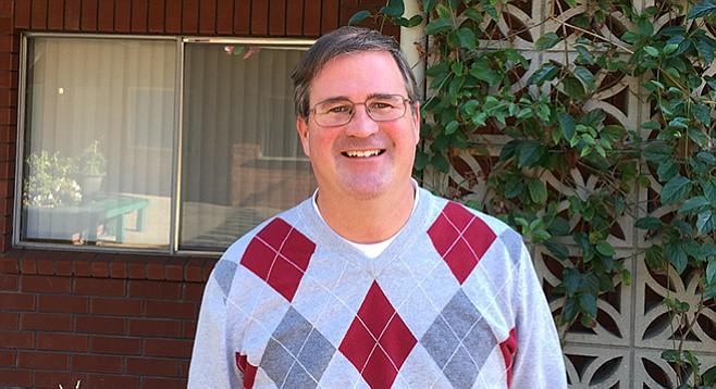 Pastor Jonathan Doolittle