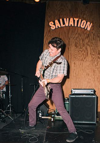 Long Beach surf-pop trio Tijuana Panthers play Soda Bar Wednesday night!