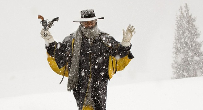 The Hateful Eight: Tarantino names his oeuvre.