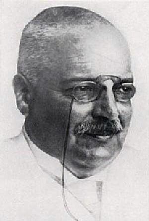 "Dr. Aloysius ""Alois"" Alzheimer"