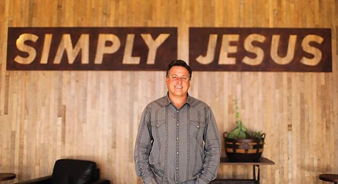 Pastor Rob Salvato