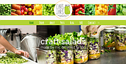 Salad in a Jar Recipe and Weekday Meal Plan