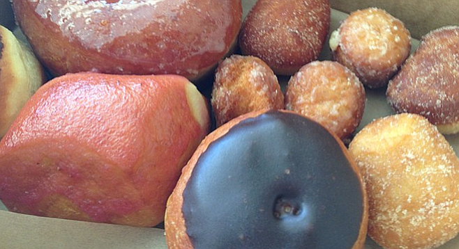 New-gen gourmet donut shops have had to find another way