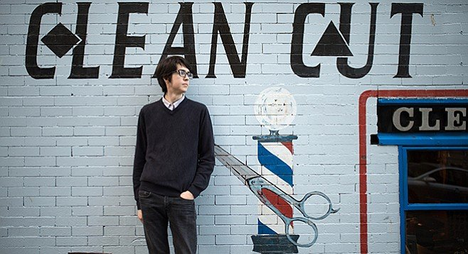 Will Toledo, aka Car Seat Headrest, takes Casbah's Anti-Monday stage this week.