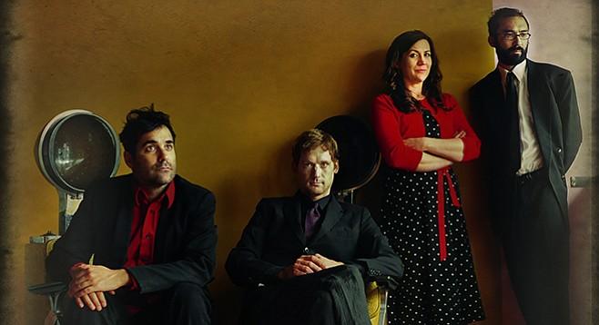 Gypsy-rock band Devotchka rolls into Belly Up Sunday the 17th.