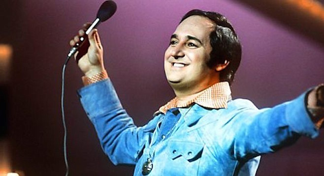 According to one internet station operator, as internet radio goes, so goes the likes of Neil Sedaka, whose days of play on terrestrial stations are long gone.