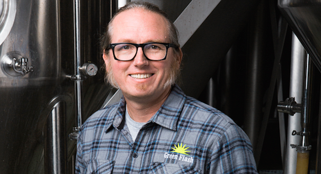 Erik Jensen brings experience and confidence to his position as brewmaster of a 100K-barrel-per-year brewhouse.