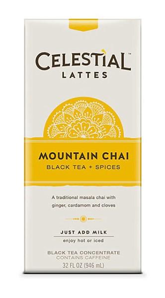Celestial Lattes Mountain Chai