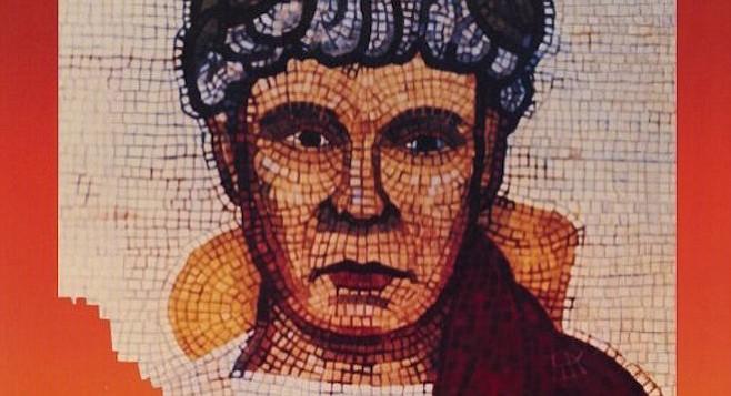 Detail from original I, Claudius poster.
