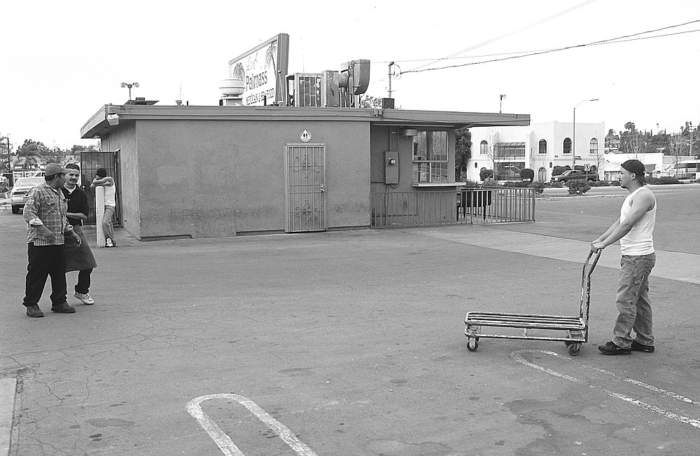"One pickup hub was Las Palmas, a drive-up restaurant in Vista. The cocky pimps, Arturo and Pedro, would pace out back by the toilets, a signal for contact. ""Got any girls?"" four johns would ask."