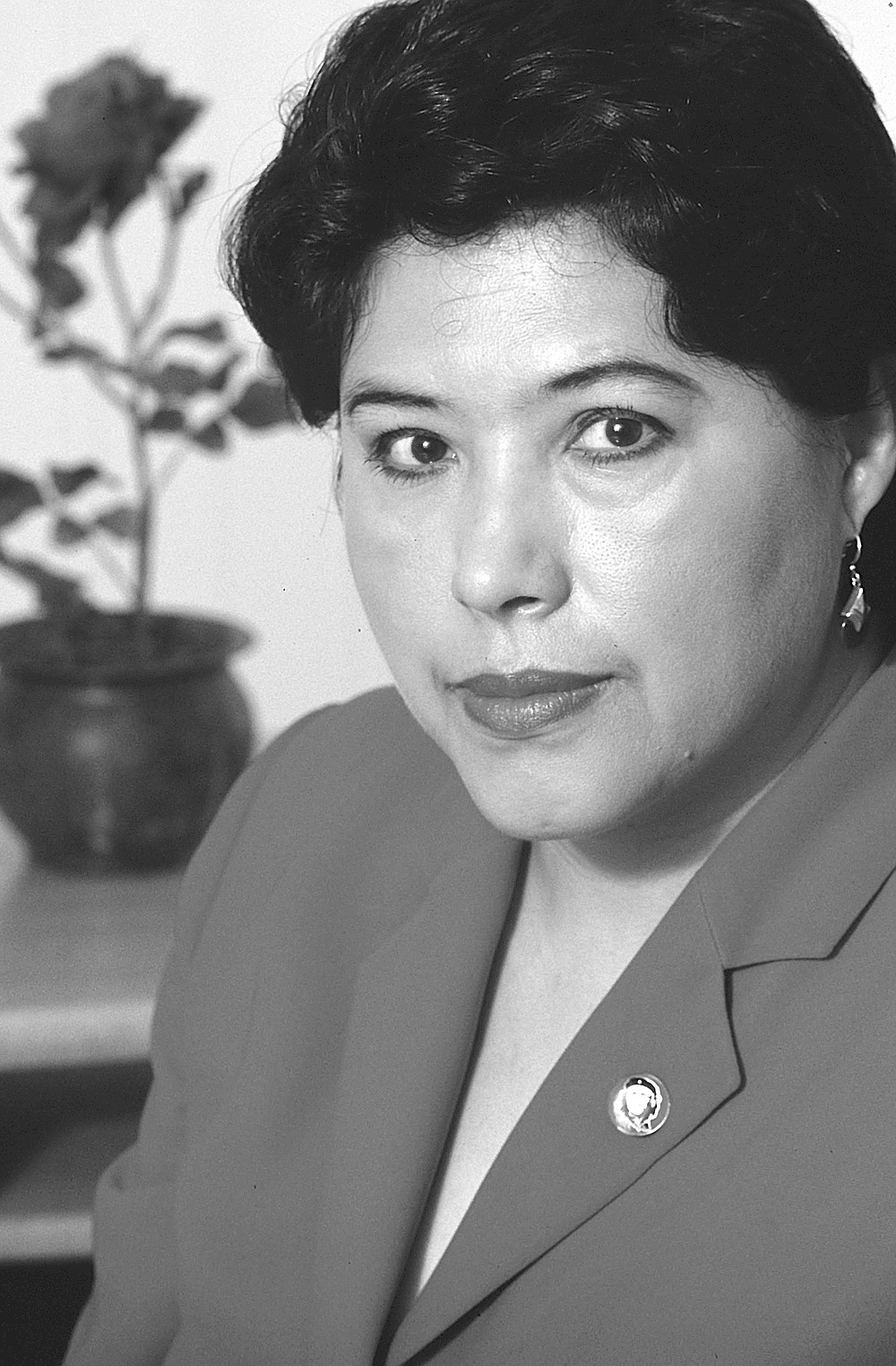 """Lilia Velasquez: """"Women who are scared; it's very difficult for them to testify"""" against pimps."""