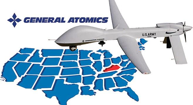 General Atomics: bad welds | San Diego Reader