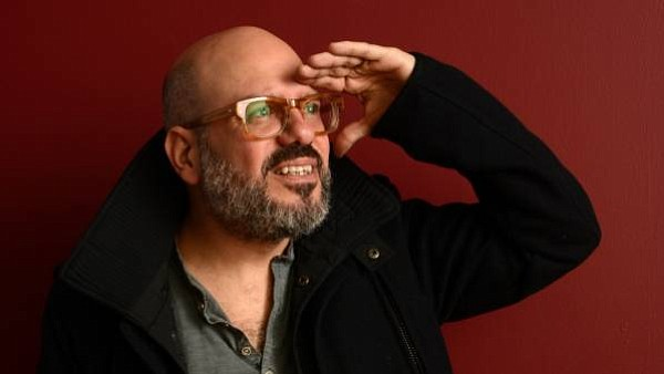Observatory North Park stages comic David Cross on Tuesday.