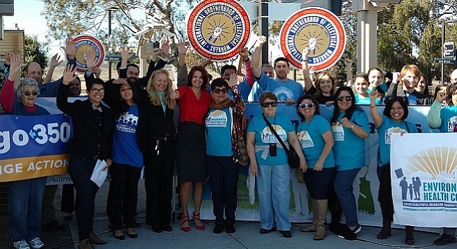 San Diego Quality of Life Coalition speaks up for a world-class transportation system