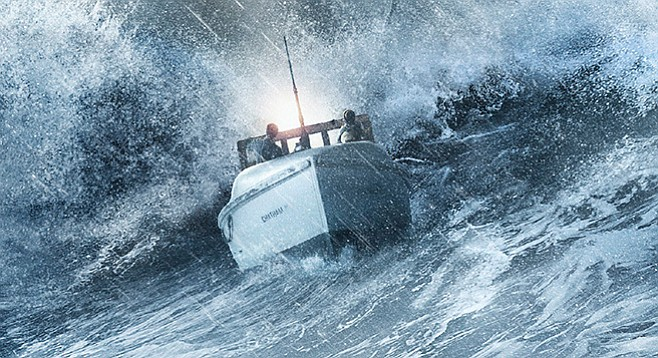 The Finest Hours, rescue on the high seas