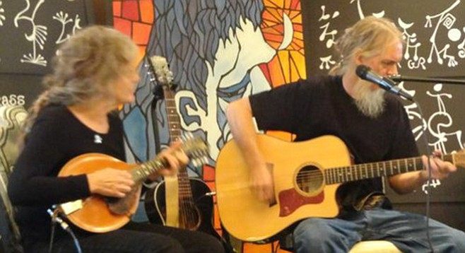 Marion and Damian Bowles will play a set at this year's Comic Fest at Town and Country Resort, which runs February 12–14.