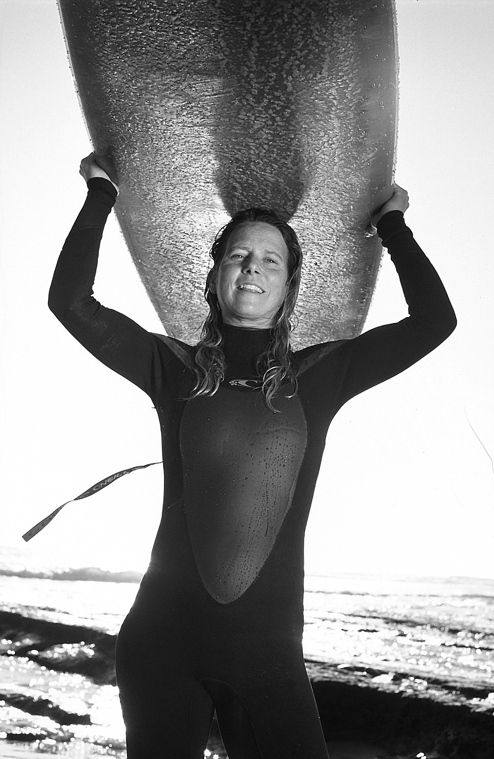Cari McClemons Farley's longboard teacher became her boyfriend.
